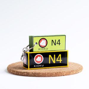 บัตรคันจิและคำศัพท์ N4
