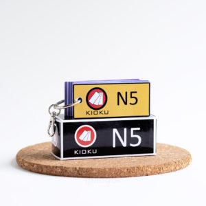 บัตรคันจิและคำศัพท์ N5